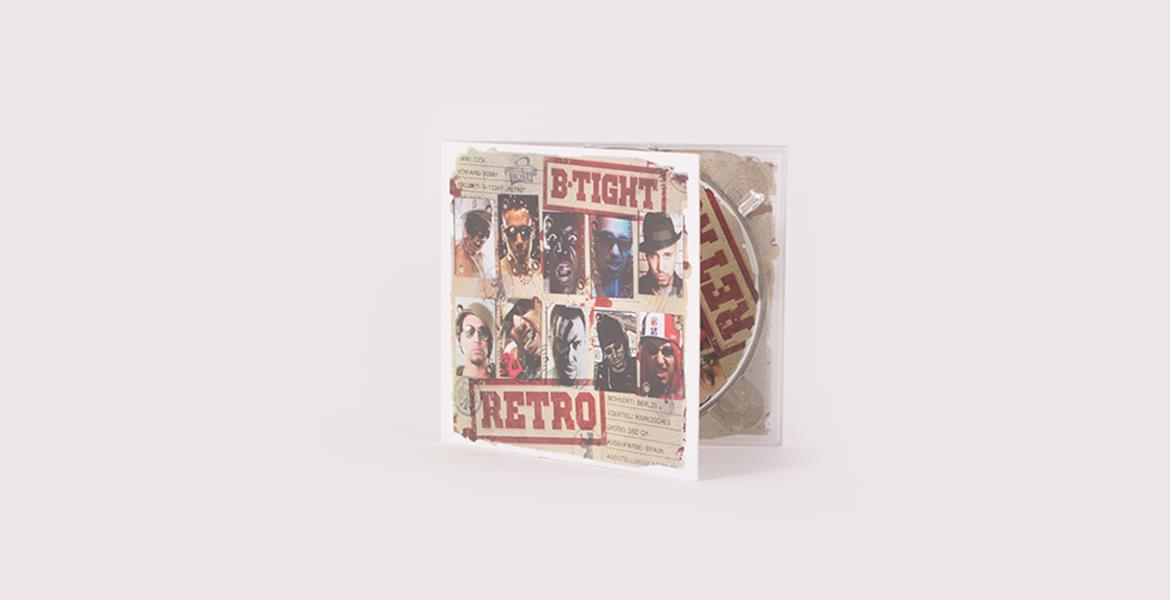 Album Retro, CD